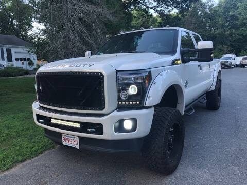 2015 Ford F-250 Super Duty for sale at The Car Store in Milford MA