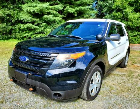 2015 Ford Explorer for sale at The Car Store in Milford MA