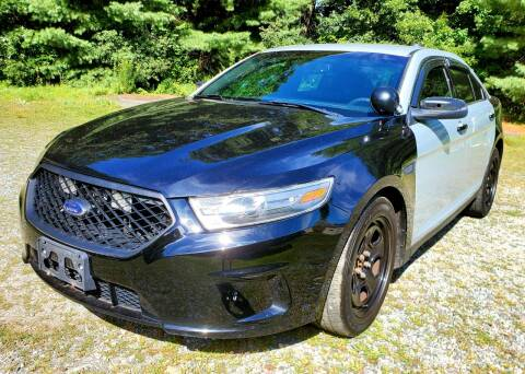2016 Ford Taurus for sale at The Car Store in Milford MA