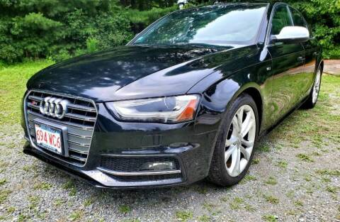 2014 Audi S4 for sale at The Car Store in Milford MA