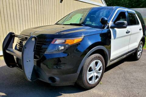 2013 Ford Explorer for sale at The Car Store in Milford MA