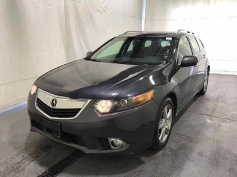 2012 Acura TSX Sport Wagon for sale at The Car Store in Milford MA