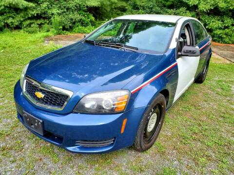 2014 Chevrolet Caprice for sale at The Car Store in Milford MA
