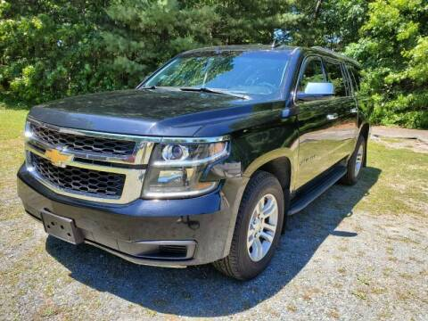 2016 Chevrolet Suburban for sale at The Car Store in Milford MA