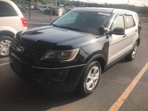 2017 Ford Explorer for sale at The Car Store in Milford MA