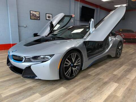 2015 BMW i8 for sale at The Car Store in Milford MA