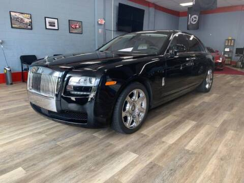 2012 Rolls-Royce Ghost for sale at The Car Store in Milford MA