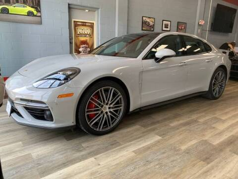 2018 Porsche Panamera for sale at The Car Store in Milford MA