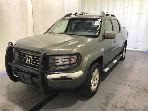 2007 Honda Ridgeline for sale at The Car Store in Milford MA