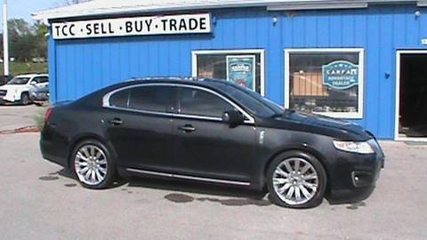 2010 Lincoln MKS for sale in Smithville, MO