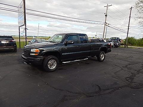 2003 GMC Sierra 2500HD for sale in Granite City, IL