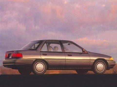 1993 Ford Escort for sale in Amarillo, TX