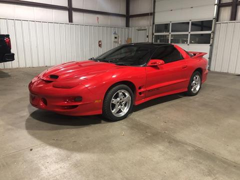 2001 Pontiac Firebird for sale in Scott City, KS
