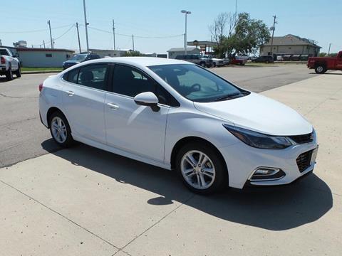 2016 Chevrolet Cruze for sale in Oakley, KS