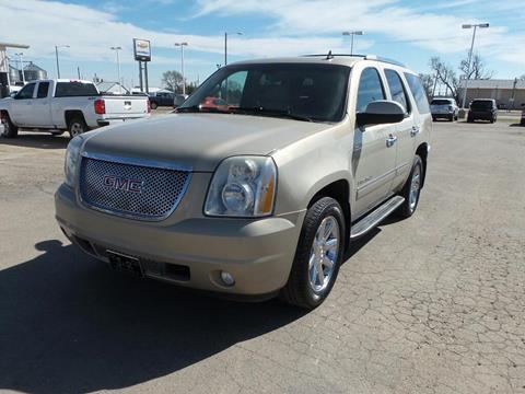 2009 GMC Yukon for sale in Oakley, KS