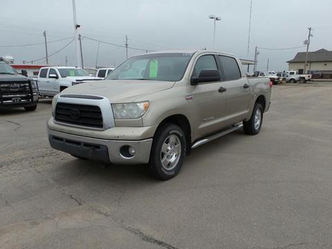 2008 Toyota Tundra for sale in Oakley, KS