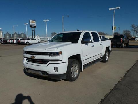 2016 Chevrolet Silverado 1500 for sale in Oakley, KS
