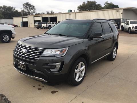 2016 Ford Explorer for sale in Oakley, KS