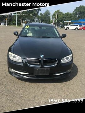 2011 BMW 3 Series for sale in Manchester, CT