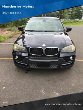 2007 BMW X5 for sale at Manchester Motors in Manchester CT