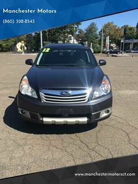 2012 Subaru Outback for sale at Manchester Motors in Manchester CT