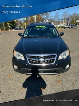2008 Subaru Outback for sale at Manchester Motors in Manchester CT