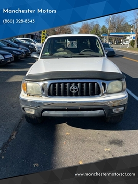 2004 Toyota Tacoma for sale at Manchester Motors in Manchester CT