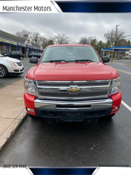 2011 Chevrolet Silverado 1500 for sale at Manchester Motors in Manchester CT