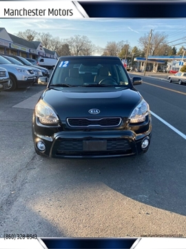 2012 Kia Soul for sale at Manchester Motors in Manchester CT