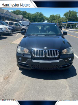 2009 BMW X5 for sale at Manchester Motors in Manchester CT