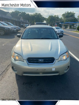2007 Subaru Outback for sale at Manchester Motors in Manchester CT