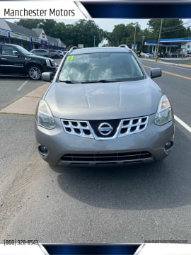 2011 Nissan Rogue for sale at Manchester Motors in Manchester CT