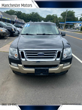 2007 Ford Explorer for sale at Manchester Motors in Manchester CT