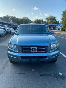 2006 Honda Ridgeline for sale at Manchester Motors in Manchester CT