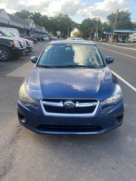 2012 Subaru Impreza for sale at Manchester Motors in Manchester CT