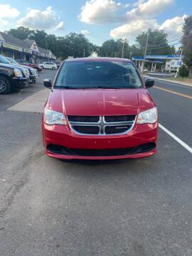 2012 Dodge Grand Caravan for sale at Manchester Motors in Manchester CT