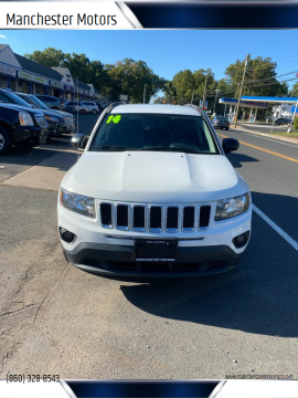 2014 Jeep Compass for sale at Manchester Motors in Manchester CT