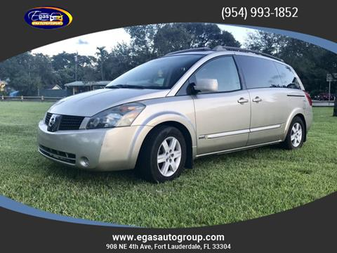 2006 Nissan Quest for sale in Fort Lauderdale, FL