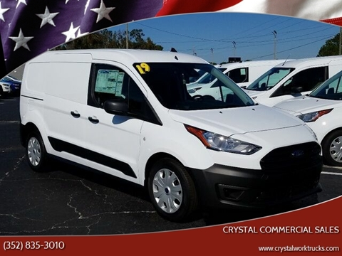 2019 Ford Transit Connect Cargo for sale in Homosassa, FL