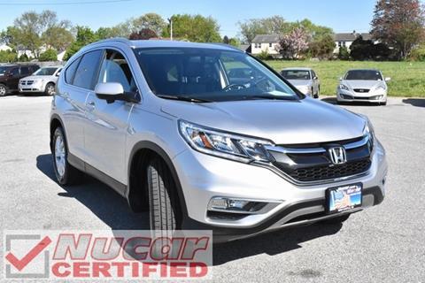 2016 Honda CR-V for sale in New Castle, DE
