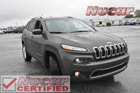 2017 Jeep Cherokee for sale in New Castle, DE