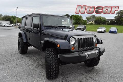 2013 Jeep Wrangler Unlimited for sale in New Castle, DE