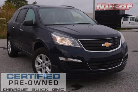 2017 Chevrolet Traverse for sale in New Castle, DE