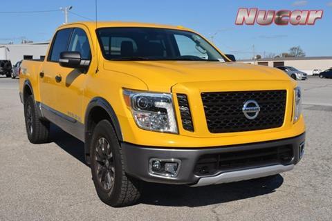 2018 Nissan Titan for sale in New Castle, DE