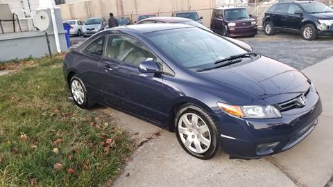 2008 Honda Civic for sale in Frederick, MD