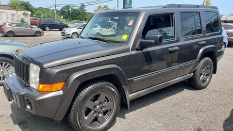 2006 Jeep Commander for sale in Somerset, MA