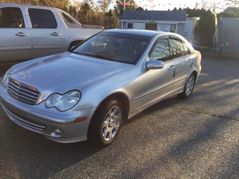 2005 Mercedes-Benz C-Class for sale in Somerset, MA