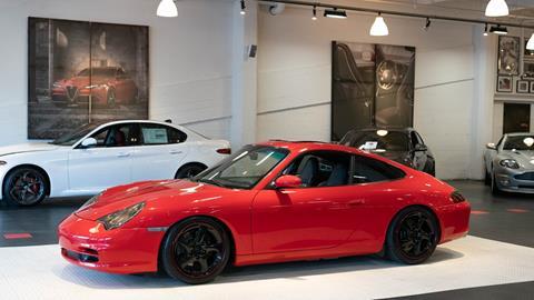 2003 Porsche 911 for sale in Corte Madera, CA