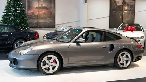 2002 Porsche 911 for sale in Corte Madera, CA