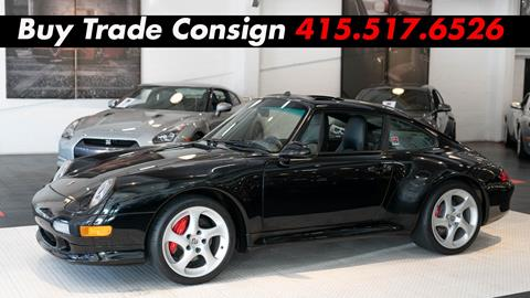 1997 Porsche 911 for sale in Corte Madera, CA
